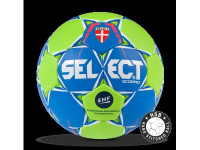 SELECT SCORPIO EHF мяч гандбольный