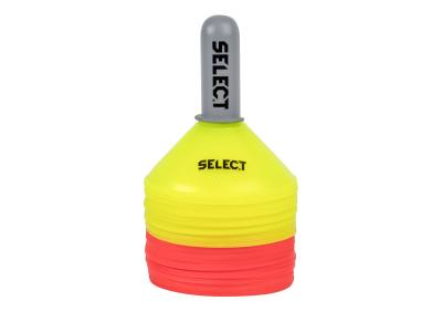 SELECT MARKET SET 24 цветные пластиковые фишки 24 шт.