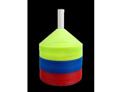 SELECT MARKER SET 48 цветные пластиковые фишки 48 шт.