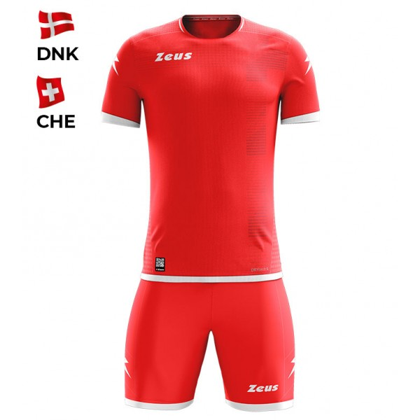 Футбольная форма KIT MUNDIAL (комплект футболка+трусы)