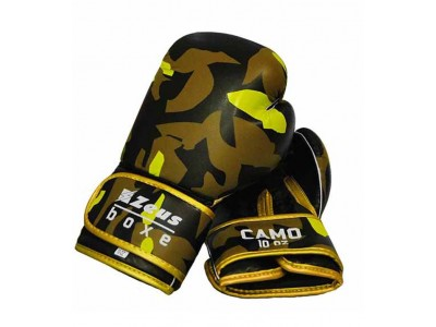 Перчатки для бокса GUANTONI CAMOUFLAGE