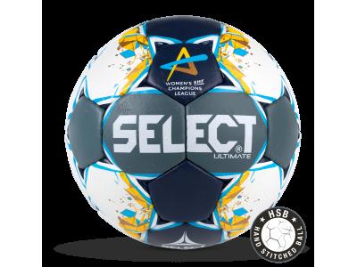 SELECT ULTIMATE - CHAMPIONS LEAGUE MATCH WOMEN мяч гандбольный