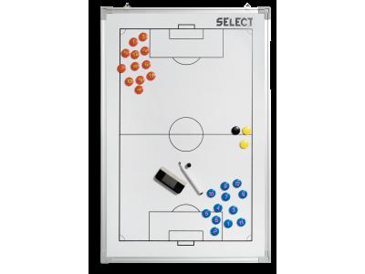 SELECT TACTICS BOARD ALU - FOOTBALL 60X90 макет поля
