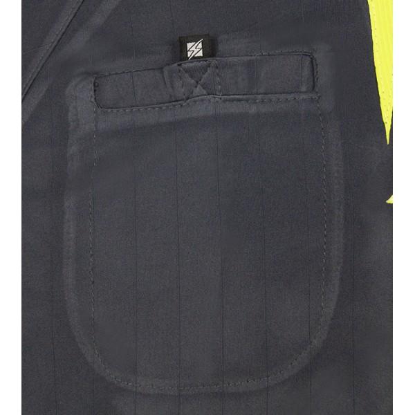 Форма арбитра KIT ARBITRO PRO (комплект футболка+трусы)
