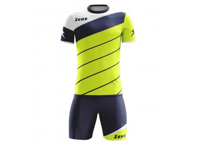 Волейбольная форма муж. KIT LYBRA UOMO (комплект футболка+шорты)