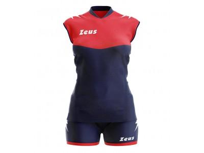 Волейбольная форма жен. KIT SARA (комплект майка+шорты)