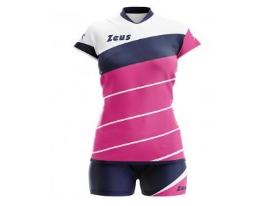 Волейбольная форма жен. KIT LYBRA DONNA (комплект майка+шорты)