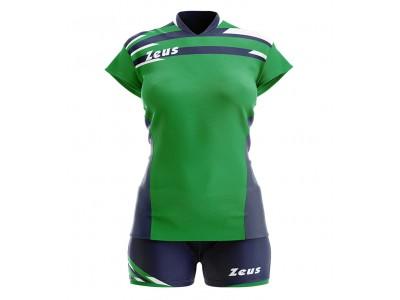 Волейбольная форма жен. KIT ITACA DONNA (комплект майка+шорты)