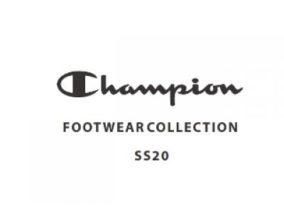 Каталог SS20 Champion Footwear